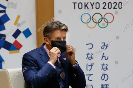 World Athletics President Lord Sebastian Coe