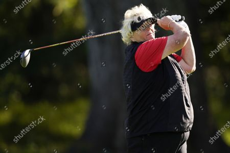 Editorial image of Womens PGA Golf, Newtown Square, United States - 08 Oct 2020