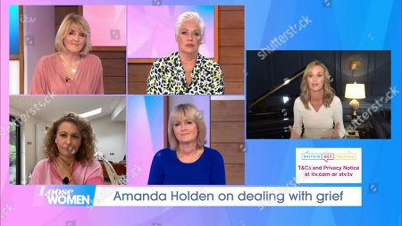 Kaye Adams, Denise Welch, Nadia Sawalha, Jane Moore, Amanda Holden