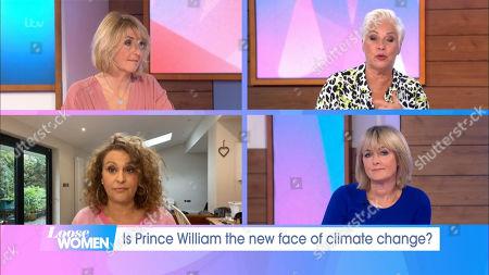 Kaye Adams, Denise Welch, Nadia Sawalha, Jane Moore
