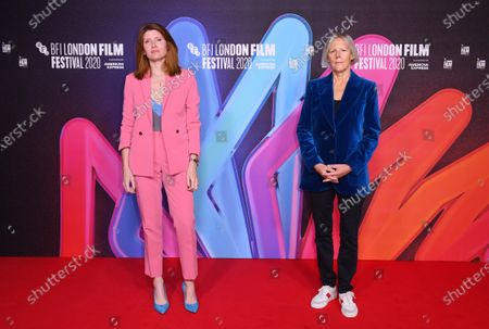 Sharon Horgan and Phyllida Lloyd