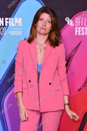 Editorial image of 'Herself' screening, BFI London Film Festival, UK - 08 Oct 2020