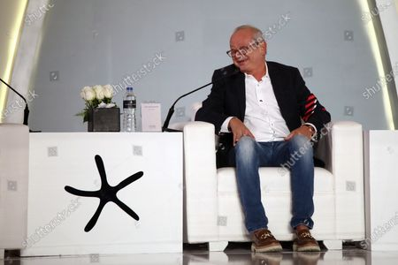 Editorial image of Press conference on El Gouna Film Festival, Cairo, Egypt - 08 Oct 2020