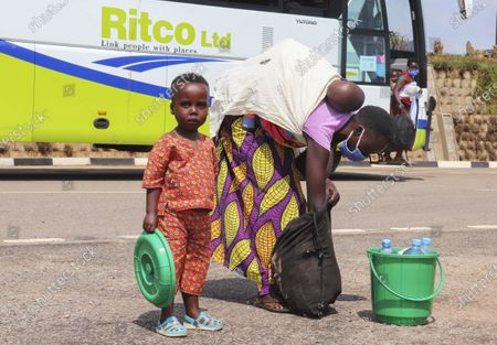 Editorial photo of Burundian refugees, Kigali, Rwanda - 08 Oct 2020