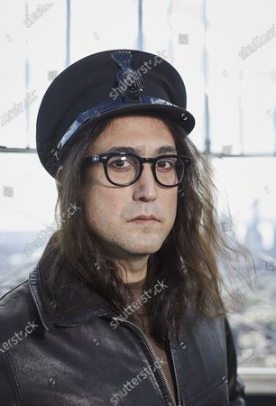 Editorial photo of Sean Lennon Portrait Session, New York, United States - 08 Oct 2020