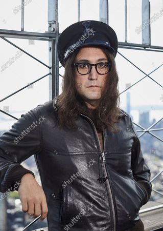 Editorial image of Sean Lennon Portrait Session, New York, United States - 08 Oct 2020