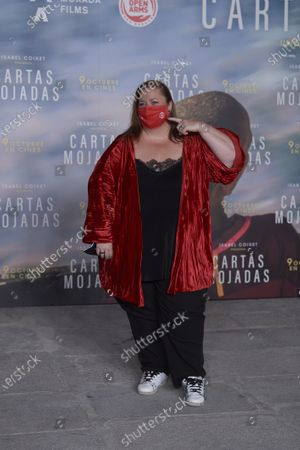 Editorial photo of 'Cartas Mojadas' film premiere, Madrid, Spain - 08 Oct 2020