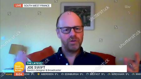 Editorial photo of 'Good Morning Britain' TV Show, London, UK - 09 Oct 2020