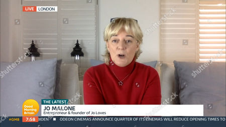 Stock Photo of Jo Malone
