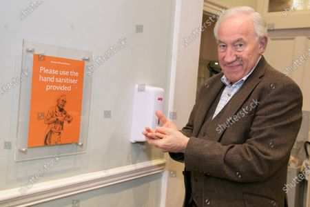 Actor Simon Callow, Patron of the Charles Dickens Museum, visits the Museum at 48 Doughty Street, Holborn, the only surviving London house in which Dickens lived. The Museum has now re-opened to the public with new systems in place to keep visitors safe in the time  of Covid-19. When Dickens and his young family moved into Doughty Street, he was a little-known writer. By the time he moved out, he was international famous, having written The Pickwick Papers, Oliver Twist and Nicholas Nickleby there