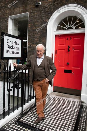 Actor Simon Callow, Patron of the Charles Dickens Museum, visits the Museum at 48 Doughty Street, Holborn, the only surviving London house in which Dickens lived. The Museum has now re-opened to the public. When Dickens and his young family moved into Doughty Street, he was a little-known writer. By the time he moved out, he was international famous, having written The Pickwick Papers, Oliver Twist and Nicholas Nickleby there