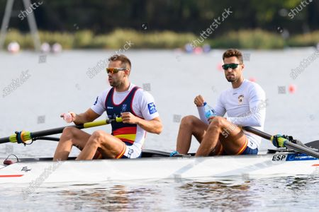 Editorial image of European Rowing Championshps 2020 in Poznan, Poland - 09 Oct 2020