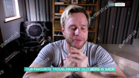 Stock Picture of Olly Murs