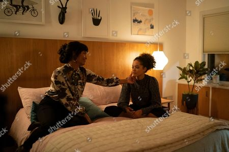 Joy Bryant as Lori Foster and Quintessa Swindell as Tabitha Foster