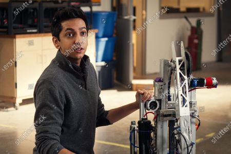 Nik Dodani as Chase Rao