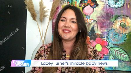 Stock Picture of Lacey Turner
