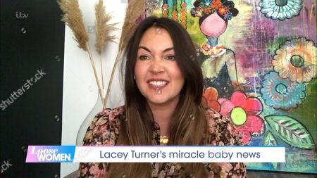 Stock Image of Lacey Turner