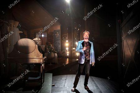 Editorial photo of Rufus Wainwright photoshoot, Stockholm, Sweden - 25 Sep 2020