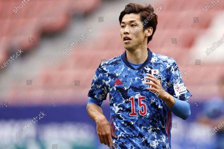 Editorial image of Soccer friendly - Japan vs Cameroon, Utrecht, Netherlands - 09 Oct 2020