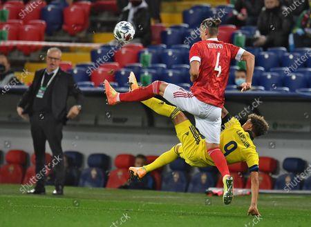 Editorial image of Russia v Sweden, International Friendly football match, VEB Arena stadium CSKA Arena, Moscow, Russia - 08 Oct 2020