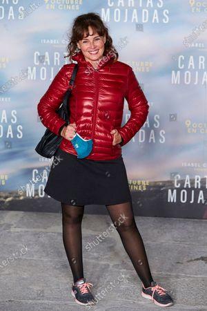 Editorial image of 'Cartas Mojadas' film premiere, Madrid, Spain - 08 Oct 2020