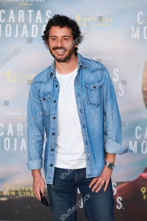 Editorial image of 'Cartas Mojadas' film premiere, Madrid, Spain - 08 Oct 2020