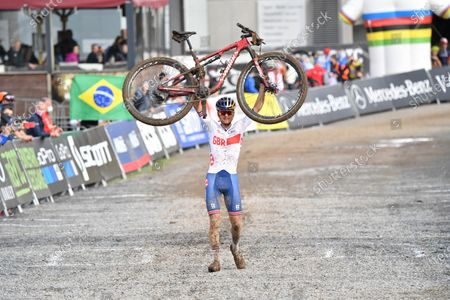 GBCT, Tom Pidcock of Great Britain wins the Men's Under 23 Cross-country race.