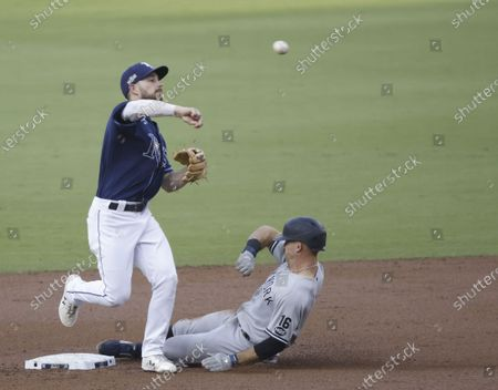 Editorial picture of New York Yankees at Tampa Bay Rays in the American League Division Series, San Diego, USA - 09 Oct 2020