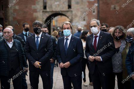 Editorial picture of Spain Catalonia, Perpignan, France - 09 Oct 2020