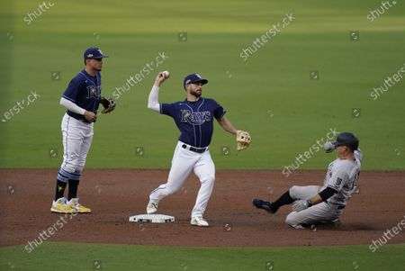 Editorial image of ALDS Yankees Rays Baseball, San Diego, United States - 09 Oct 2020