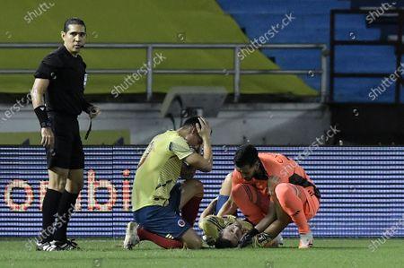 Editorial photo of Venezuela Wcup Soccer, Barranquilla, Colombia - 09 Oct 2020