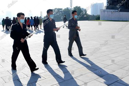 Editorial picture of Party Anniversary, Pyongyang, North Korea - 10 Oct 2020
