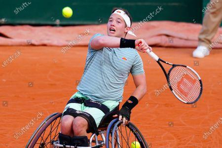 Editorial photo of French Open Tennis, Day Fourteen, Roland Garros, Paris, France - 10 Oct 2020