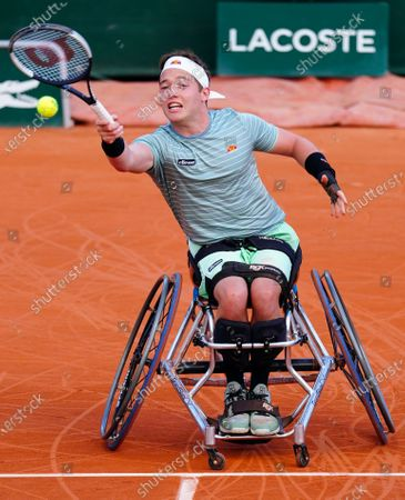 Editorial picture of French Open Tennis, Day Fourteen, Roland Garros, Paris, France - 10 Oct 2020