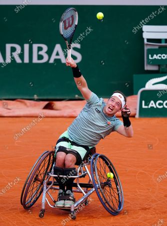 Editorial image of French Open Tennis, Day Fourteen, Roland Garros, Paris, France - 10 Oct 2020