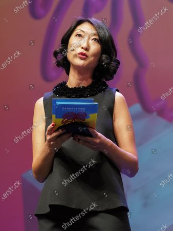 Editorial picture of 3rd Canneseries, Opening Ceremony, Arrivals, Cannes, Paris, France - 09 Oct 2020