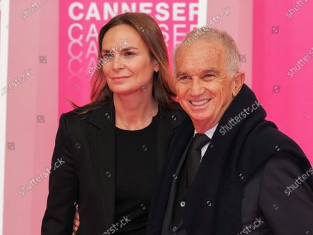 Stock Image of Brune Terzian and Alain Terzian