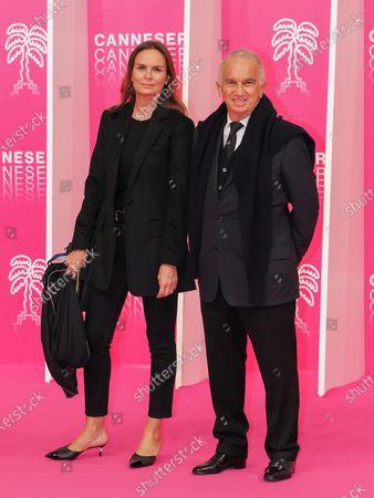 Brune Terzian and Alain Terzian
