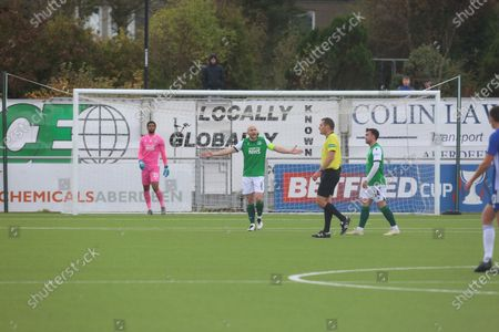 Editorial image of Cove Rangers v Hibernian, Betfred Scottish League Cup, 10-10-2020 - 10 Oct 2020