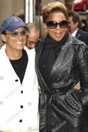Jimmy Iovine and Mary J. Blige