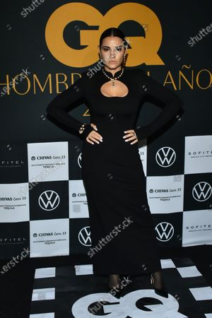 Editorial picture of GQ Men of the Year awards, Arrivals, Sofitel Hotel, Mexico City, Mexico - 08 Oct 2020