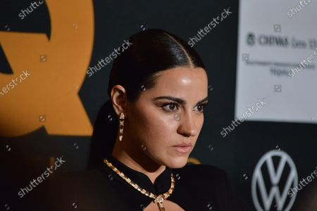 Editorial photo of GQ Men of the Year awards, Arrivals, Sofitel Hotel, Mexico City, Mexico - 08 Oct 2020