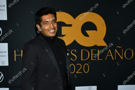 Editorial image of GQ Men of the Year awards, Arrivals, Sofitel Hotel, Mexico City, Mexico - 08 Oct 2020