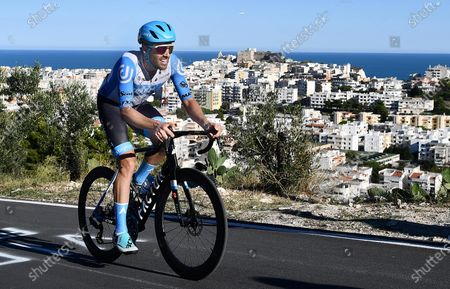 Editorial photo of Giro d'Italia - 8th stage, Vieste, Italy - 10 Oct 2020