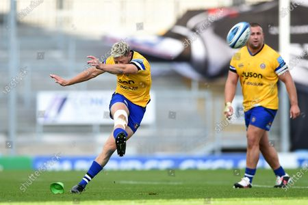 Editorial image of Exeter Chiefs v Bath Rugby, UK - 10 Oct 2020