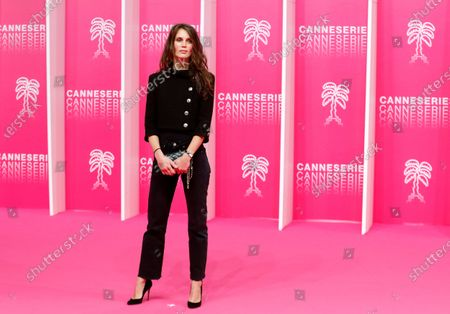 Editorial picture of Cannes Series Festival, France - 10 Oct 2020