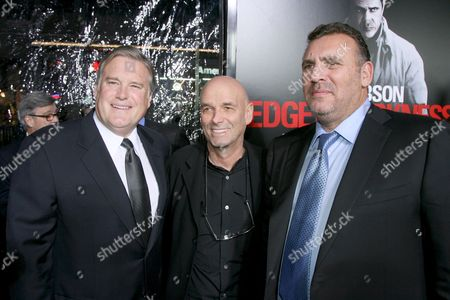 Tim Headington, Martin Campbell and Graham King