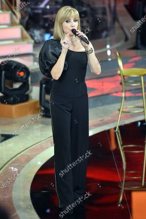 Conductor Milly Carlucci