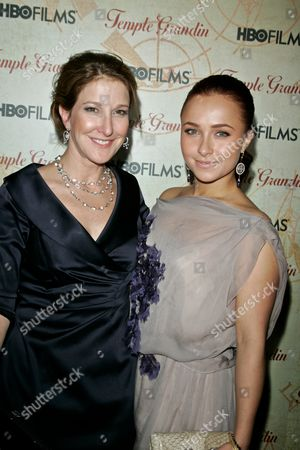 Emily Gerson Saines, executive producer and Hayden Panettiere