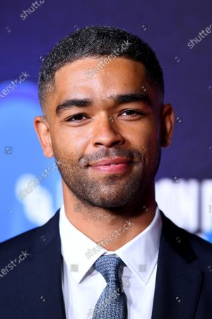 Stock Picture of Kingsley Ben-Adir attending a screening of One Night in Miami as part of the BFI London Film Festival, BFI Southbank, London.